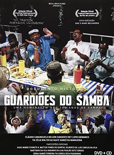 Guardioes Do Samba [Import]