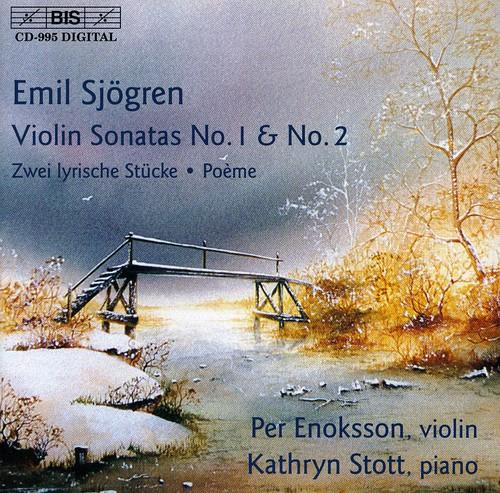 Violin Sonatas 1 & 2 /  Poeme for Violin & Piano
