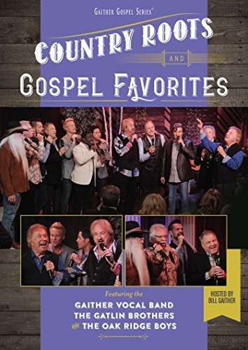 Country Roots And Gospel Favorites (Various Artists)