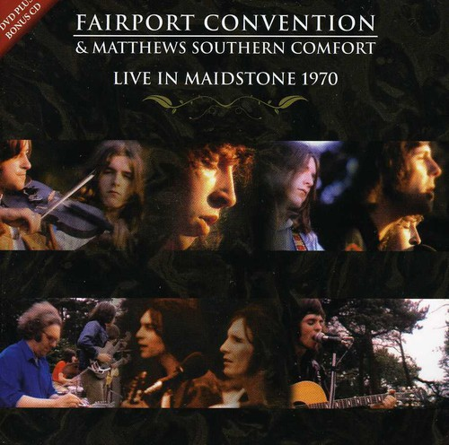 Live in Maidstone 1970