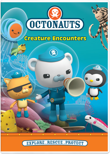 Octonauts: Creature Encounters