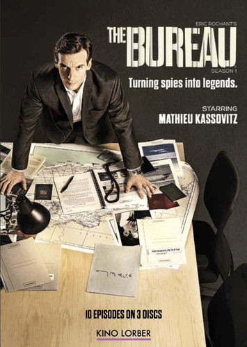 - The Bureau: Season 1