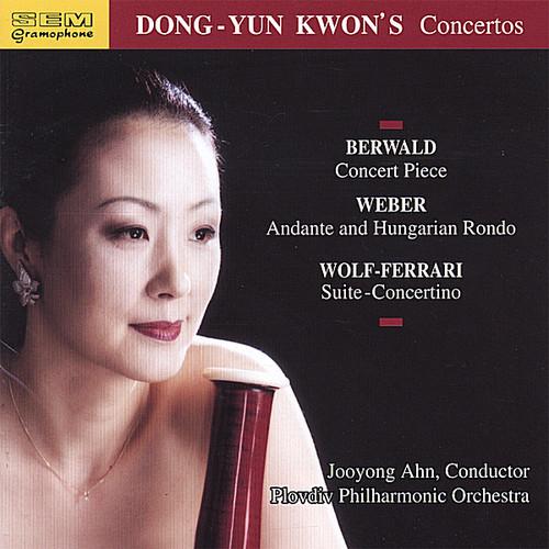 Dong-Yun Kwon's Concertos