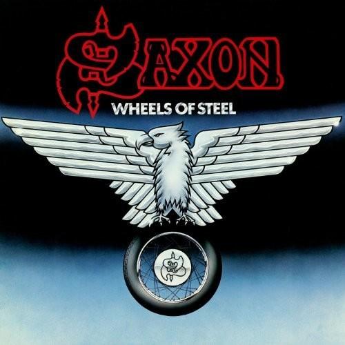 Saxon - Wheels Of Steel (Bonus Tracks)