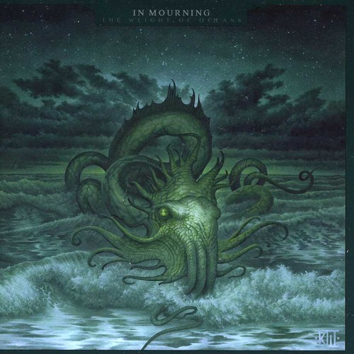 In Mourning - Weight Of Oceans [Import]