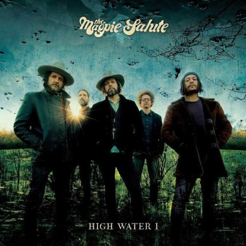 The Magpie Salute - High Water I [Limited Edition Blue/White Splatter LP]