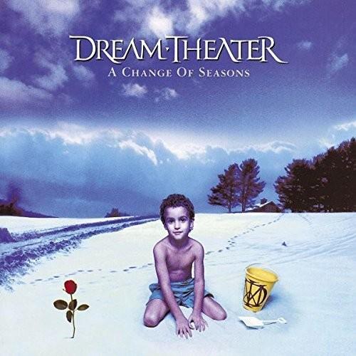 Dream Theater - Change Of Seasons (Shm) (Jpn)