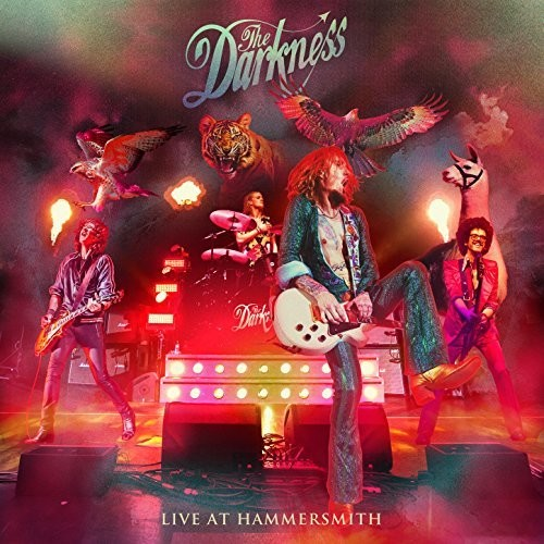 The Darkness - Live At Hammersmith [LP]