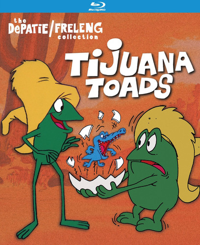 - Tijuana Toads (17 Cartoon)