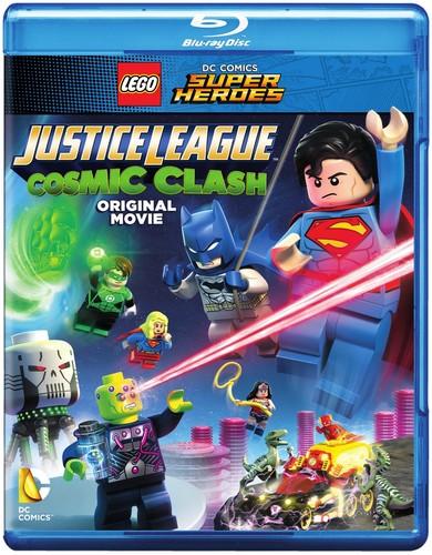 LEGO DC Comics Super Heroes: Justice League - Cosmic Clash(No Figurine)
