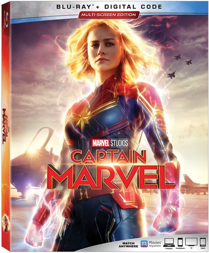 Captain Marvel [Movie] - Captain Marvel