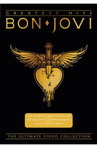 Bon Jovi - Greatest Hits: Ultimate Video Collection [Import]