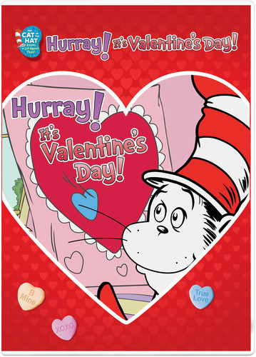 The Cat in the Hat Knows a Lot About That! Hurray! It's Valentine's Day!