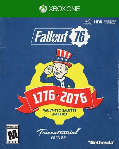 Xb1 Fallout 76 - Tricentenninal Edition - Fallout 76 - Tricentenninal Edition