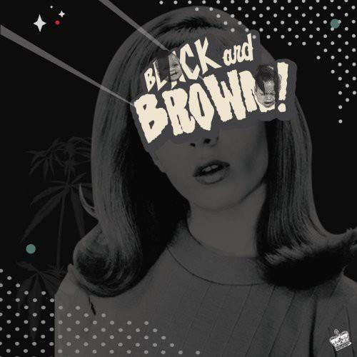 Black Milk & Danny Brown - Black & Brown [LP]