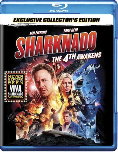 Sharknado [Movie] - Sharknado: The 4th Awakens