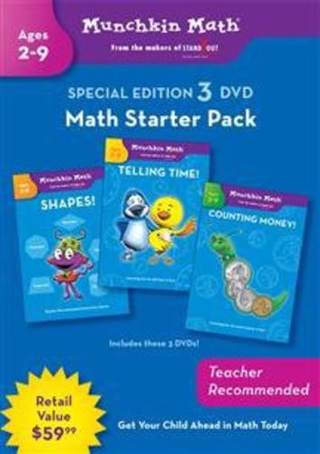 Ultimate Math: Starter Set