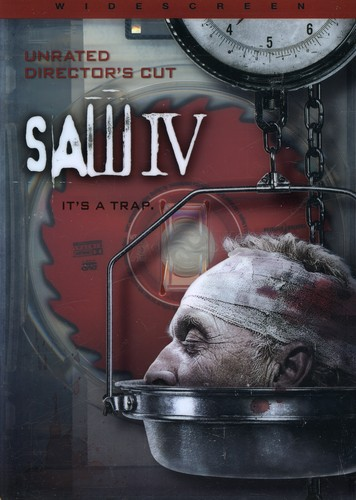 Saw [Movie] - Saw IV [Unrated]