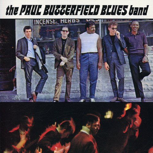 Butterfield Blues Band - Butterfield Blues Band