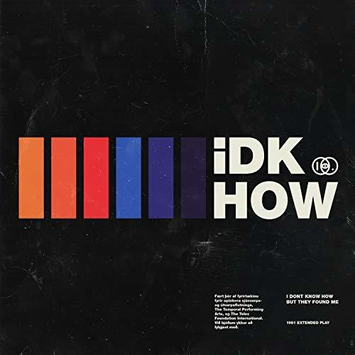 I Don't Know How But They Found Me - 1981 Extended Play EP