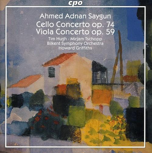 Cello Concertos Op 71 /  Viola Concerto Op 59