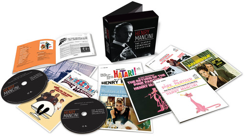 Henry Mancini - The Classic Soundtrack Collection [Box Set]