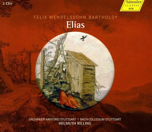 Helmuth Rilling - Elias Op 70