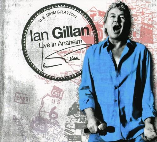 Ian Gillan - Live In Anaheim