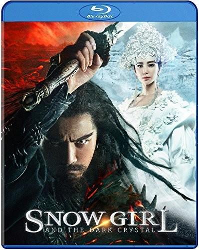 - Snow Girl and the Dark Crystal