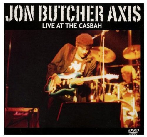 Jon Butcher Axis - Live at Casbah