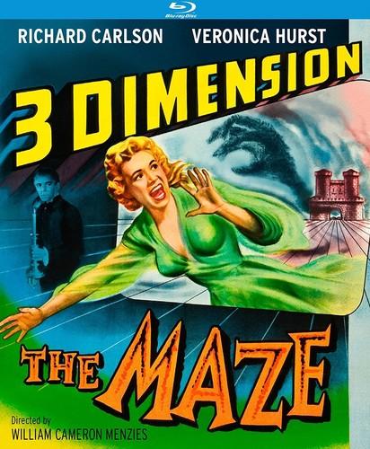 - Maze 3d (1953)