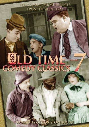 Old Time Comedy Classics: Volume 7