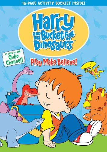 Harry and His Bucket Full of Dinosaurs: Play Make Believe