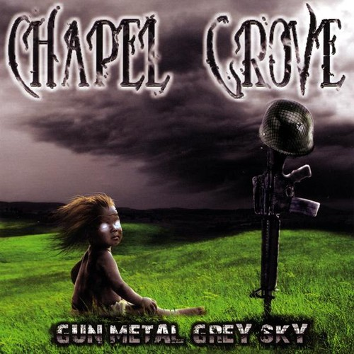 Gun Metal Grey Sky