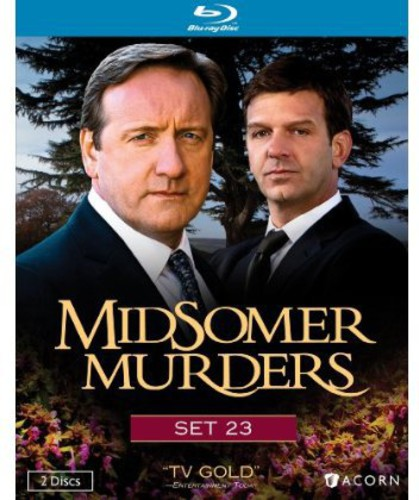 Midsomer Murders: Set 23