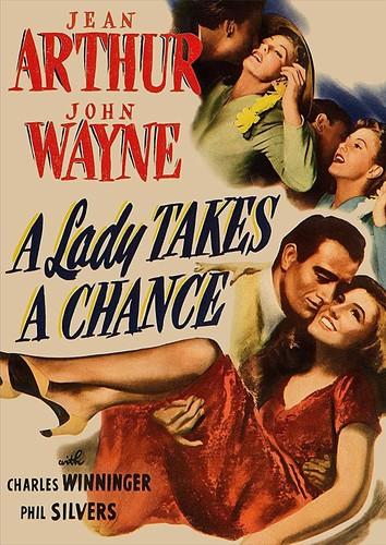 Lady Takes a Chance (1943) - A Lady Takes a Chance