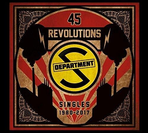 45 Revolutions: Singles 1980-2017 [Import]