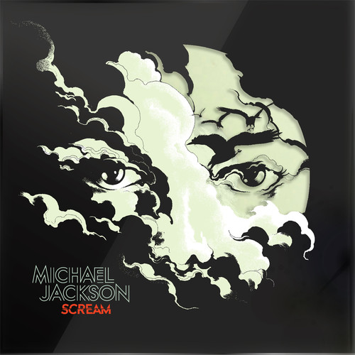 Michael Jackson - Scream [Glow In The Dark LP]