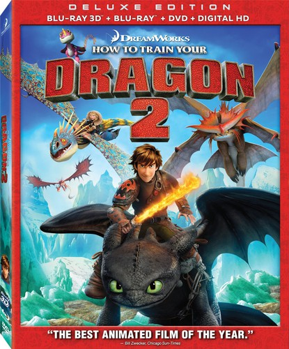How To Train Your Dragon [Movie] - How To Train Your Dragon 2 [3D]