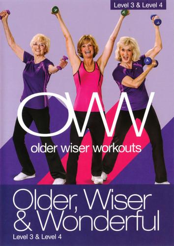 Older Wiser & Wonderful: Level 3 & 4 With Sue