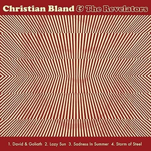 Christian Bland & The Revelators / Chris Catalena & The Native Americans - Split EP [Coloured Vinyl]