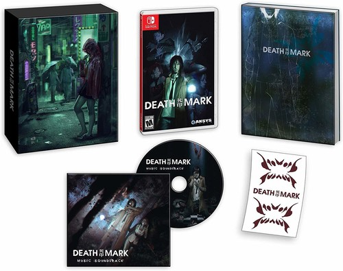 Death Mark - Limited Edition - Death Mark - Limited Edition [Limited Edition]