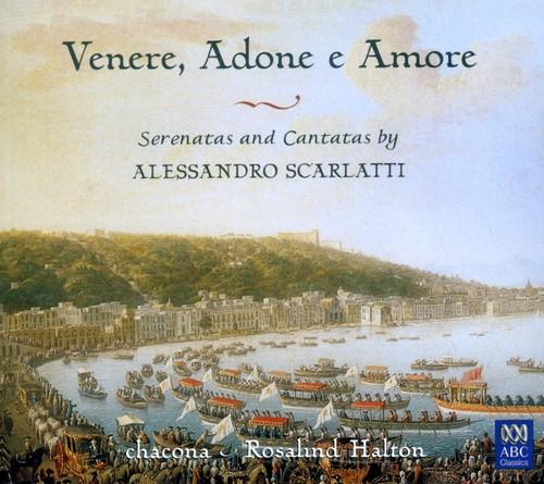 Scarlatti: Venus /  Adonis & Cupid