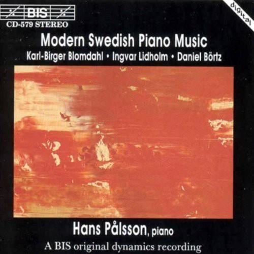 Modern Swedish Piano