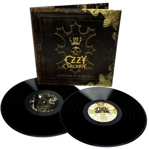 Ozzy Osbourne - Memoirs Of A Madman [Vinyl]