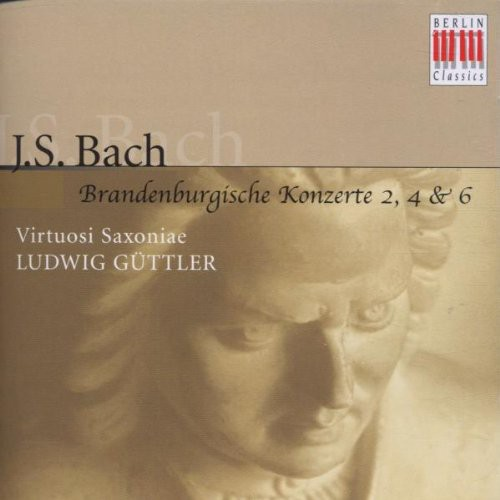 Brandenburg Concertos 2 4 & 6