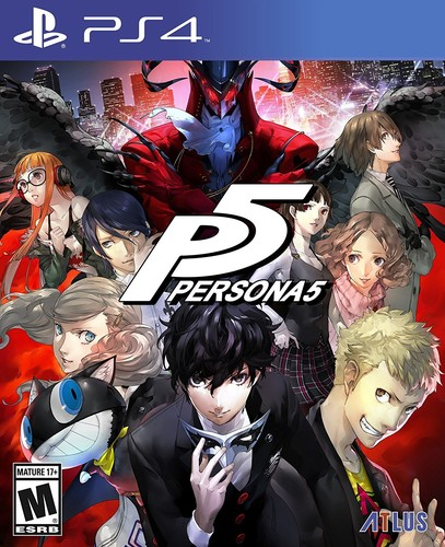 Persona 5 for PlayStation 4