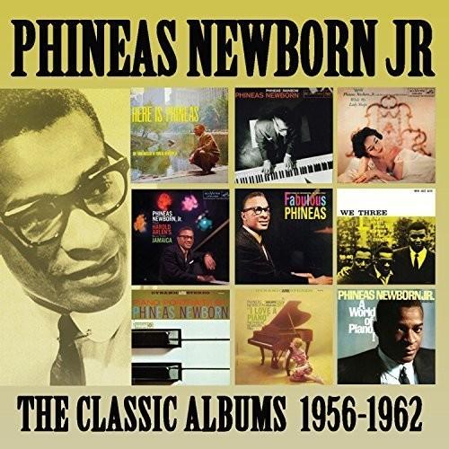 Phineas Newborn Jr - Classic Albums 1956-1962