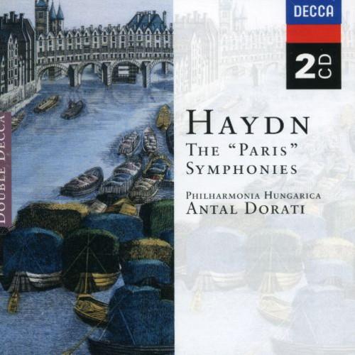 Paris Symphonies No 82-87