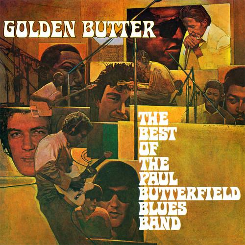 Golden Butter: The Best Of The Paul Butterfield Blues